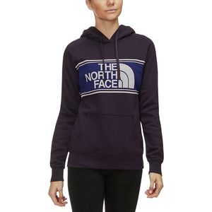 Edge To Edge Pullover Hoodie - Women's