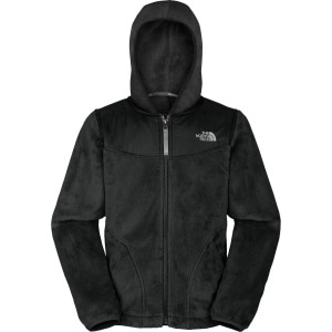 Oso Hooded Fleece Jacket - Girls'
