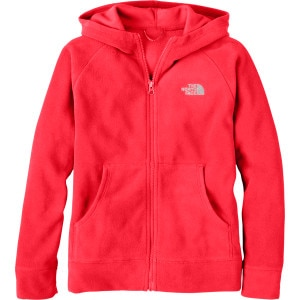 Glacier Full-Zip Hooded Fleece Jacket - Boys'
