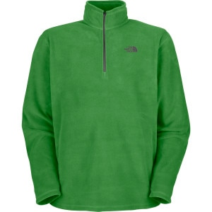 TKA 100 Microvelour Glacier 1/4-Zip Top - Men's