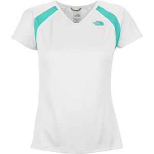 Reflex V-Neck Top - Short-Sleeve - Women's