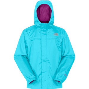 Zip Line Rain Jacket - Girls'