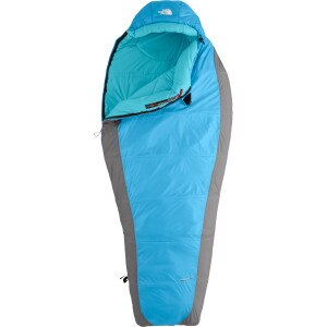 Cat's Meow Sleeping Bag: 20 Degree Synthetic - Women's