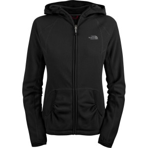 TKA 100 Texture Masonic Hooded Fleece Jacket - Women's