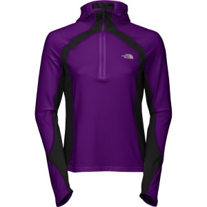 Impulse �-Zip Hooded Shirt - Long-Sleeve - Women's
