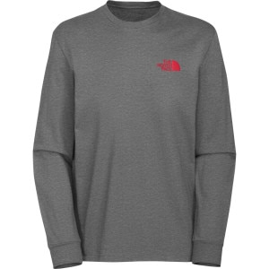 Red Box T-Shirt - Long-Sleeve - Men's
