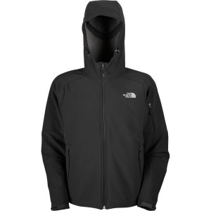 Apex Android Hooded Softshell Jacket - Men's