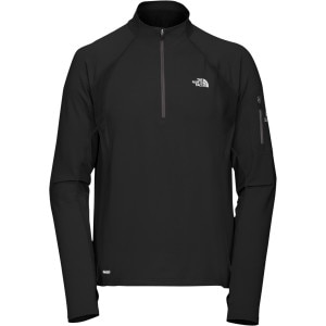 Impulse 1/4-Zip Top - Long-Sleeve - Men's