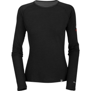 Blended Merino Crew - Women's