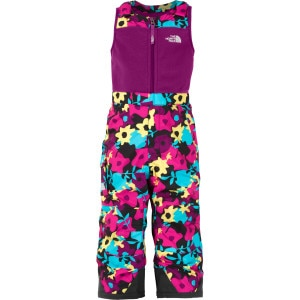 Snowdrift Insulated Bib Pant - Toddler Girls'