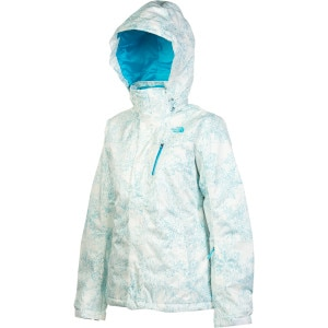 Snow Cougar Print Jacket - Women's