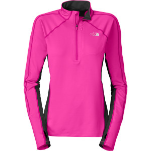 Impulse 1/4-Zip Shirt - Long-Sleeve - Women's
