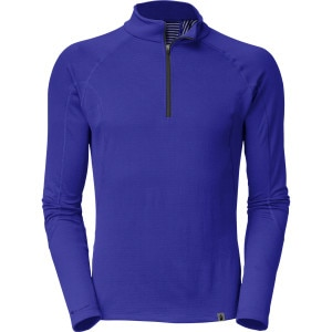 Warm Zip-Neck Top - Men's