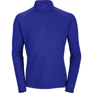 Light Zip-Neck Top  - Men's