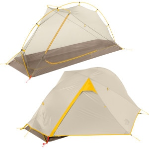 Mica FL 1 Tent: 1-Person 3-Season