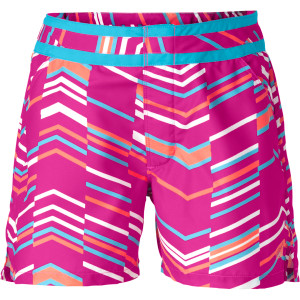 Senessa Printed Water Short - Girls'