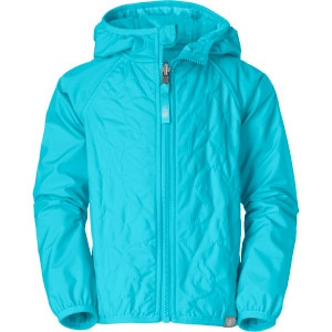 Lil' Breeze Reversible Wind Jacket - Toddler Girls'