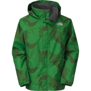Printed Resolve Jacket - Boys'