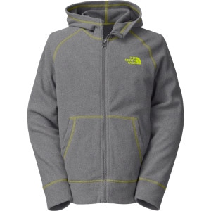 Glacier Full-Zip Fleece Hoodie - Boys'