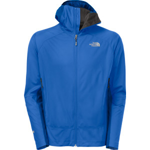 Alpine Project Hybrid Hooded Softshell Jacket - Men's