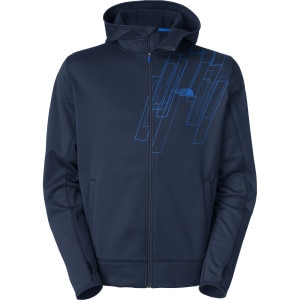 Surgent Printed Full-Zip Hoodie - Men's