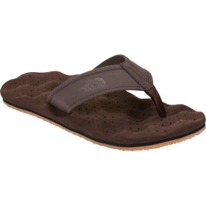 Base Camp Leather Flip-Flop - Men's
