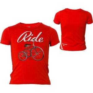 Ride Jr. Short Sleeve Boy's T-Shirt