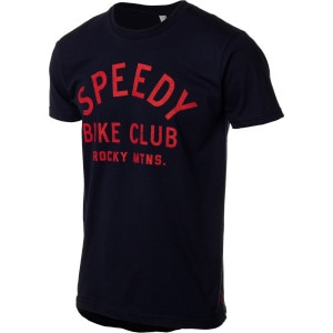 Speedy Rocky Mountains T-Shirt - Short-Sleeve - Men's