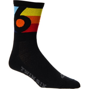 Grand Prix Coolmax Sock - 5in