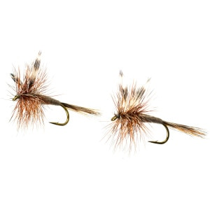 Adams Fly - 2-Pack