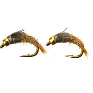 Barr's Bead Head Emerger - 2-Pack