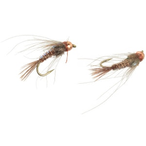 Kaufmann's CDC Flashback PT (Barbless) - 2-Pack