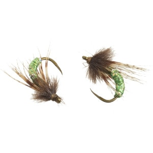 Barr's Graphic Caddis - 2-Pack