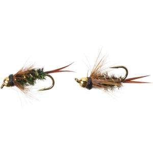 Prince Nymph (Tungsten) - 2-Pack