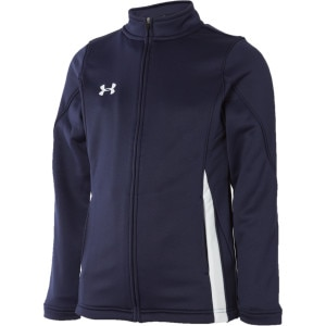 Classic Knit Warm-Up Jacket - Boys'