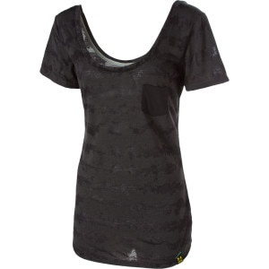 UA 2 Scoops T-Shirt - Short-Sleeve - Women's