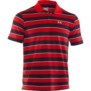 Strength Stripe Polo Shirt - Short-Sleeve - Men's