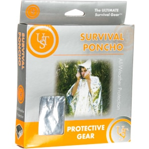 Ultimate Survival Technologies Survival Poncho