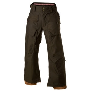 Vans Grunt Varied Insulated Snowboard Pant - Men's - 2007