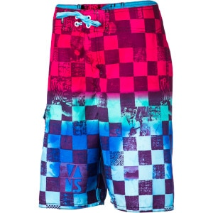 Off The Wall Board Short - Boys'