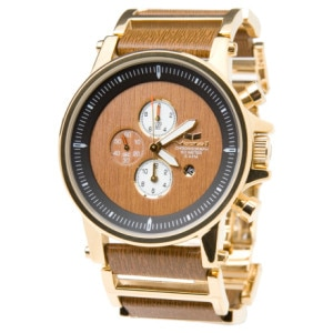 Vestal Plexi Watch