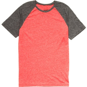 Volcom Mock Twist Raglan Slim T-Shirt - Short-Sleeve - Men's