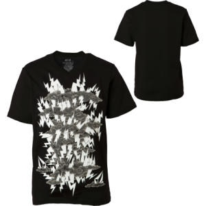 Volcom Kaminari FA V-Neck T-Shirt Short-Sleeve - Boys' - 2009