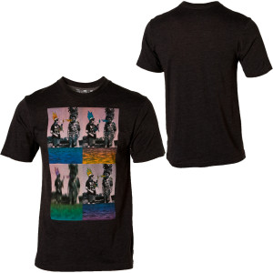 Volcom Jake Chima Heather T-Shirt - Short-Sleeve - Men's - 2010