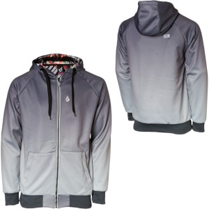 Volcom TDS Tech Full-Zip Hooded Sweatshirt - Men's