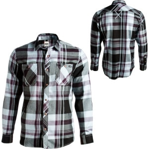 Volcom Crashland Flannel Shirt - Long-Sleeve - Men's
