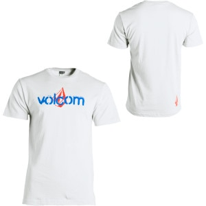 Volcom Signage Basic T-Shirt - Short-Sleeve - Men's - 2011