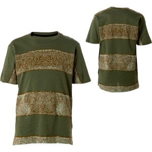 Volcom Maguro Stripe Slim T-Shirt - Short-Sleeve - Boys' - 2011