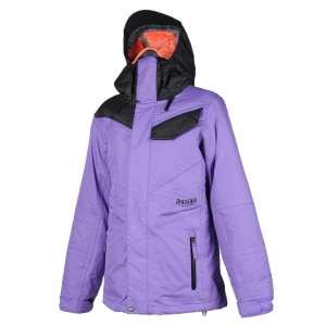 Volcom Vision T.D.S. Puff Down Jacket - Women's - 2011