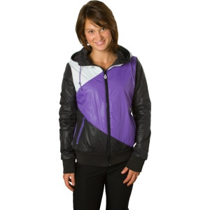 Volcom Moulin Insulated Taffeta Jacket - Women's - 2011
